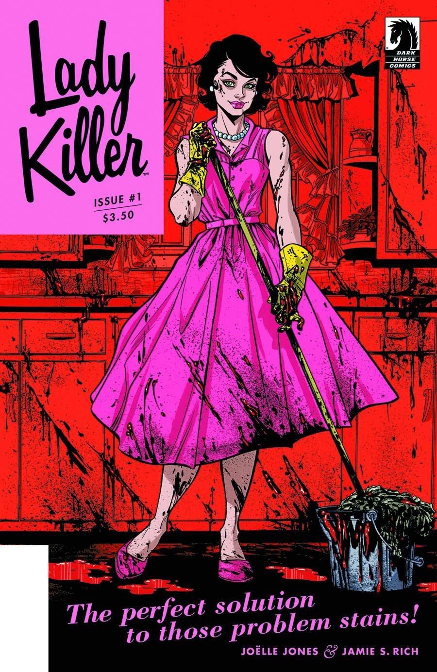 Download Lady Killer #1 (2nd Printing) (MR) pdf epub