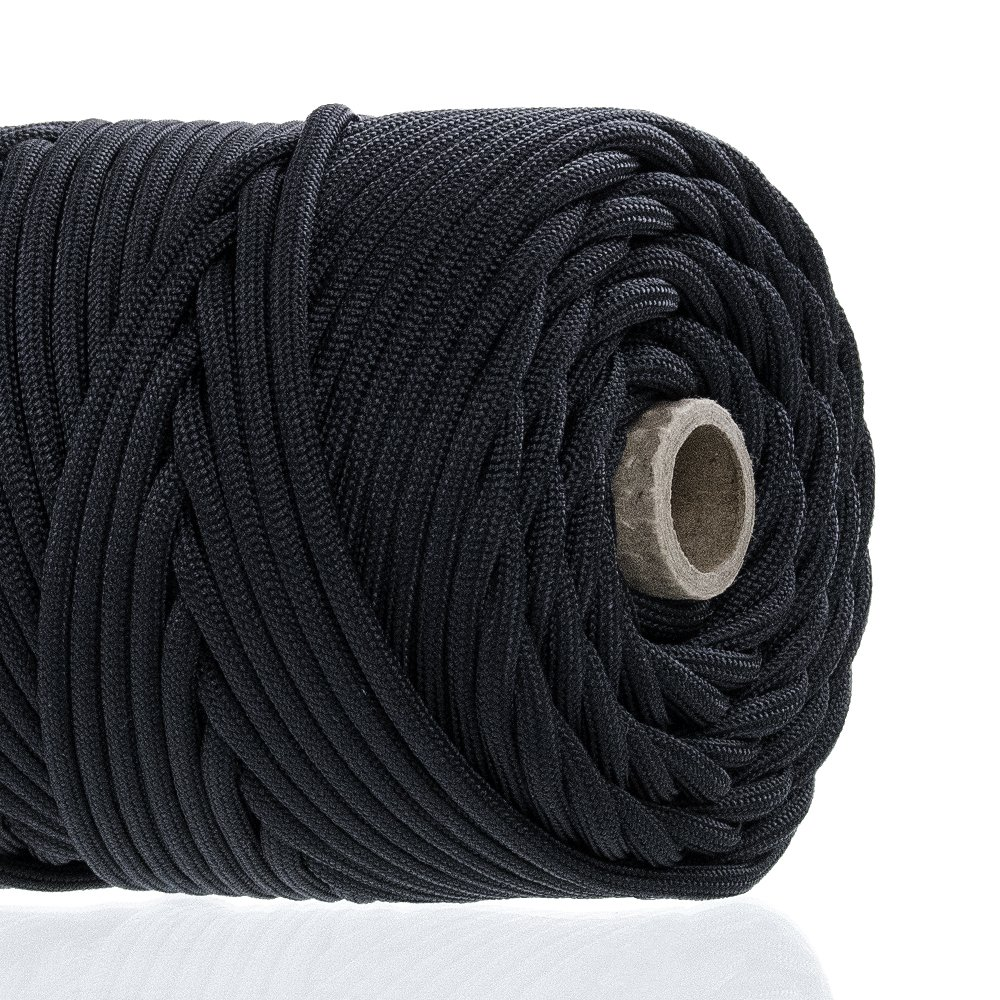 GOLBERG 750lb Paracord / Parachute Cord – US Military Grade – Authentic Mil-Spec Type IV 750 lb Tensile Strength Strong Paracord – Mil-C-5040-H – 100% Nylon – Made in USA by GOLBERG G (Image #3)
