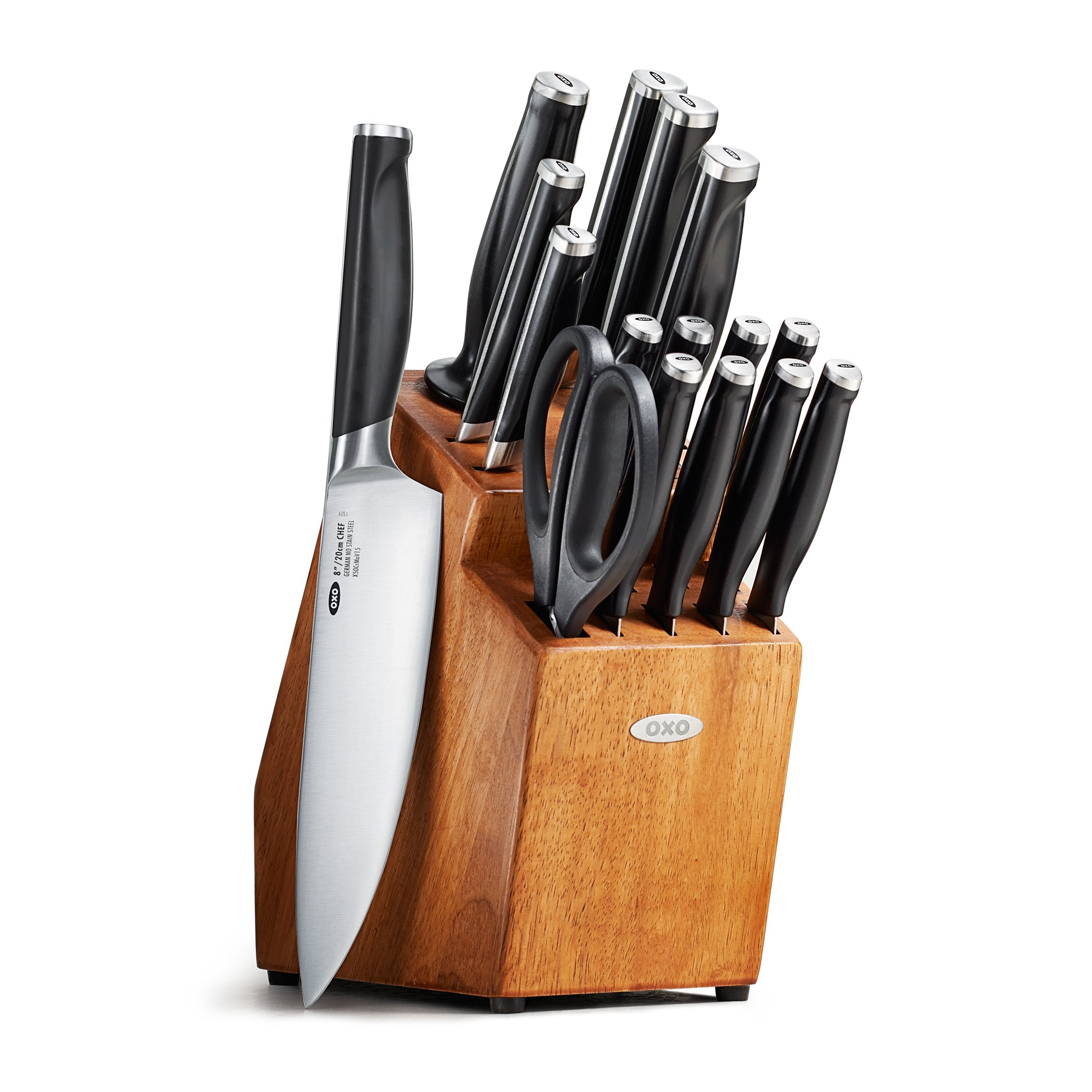 OXO Good Grips 17 Piece Knife Block Set by OXO