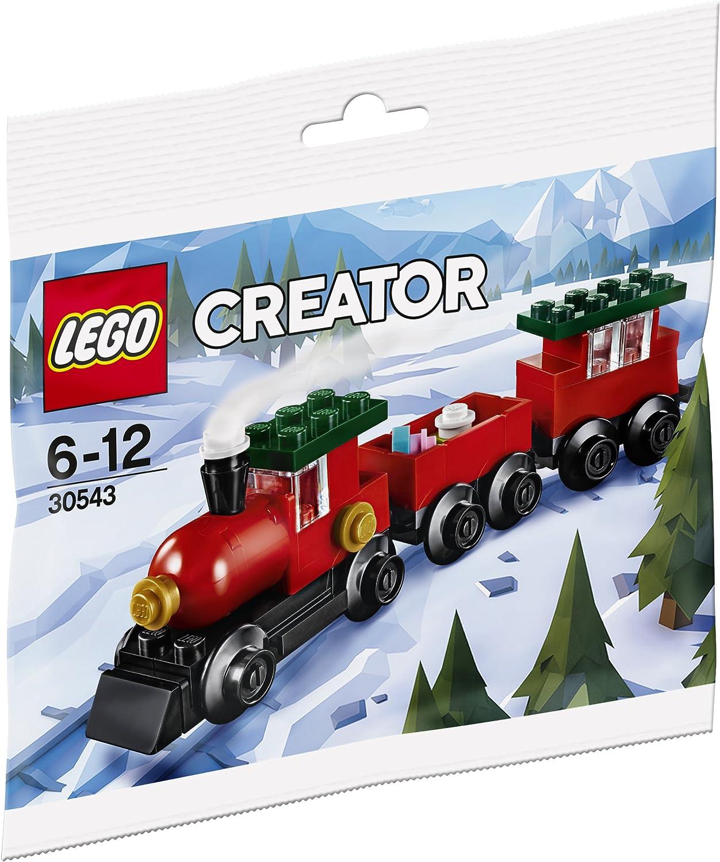 NEW Lego Creator 66 pcs Holiday Christmas Train #30543 Polybag