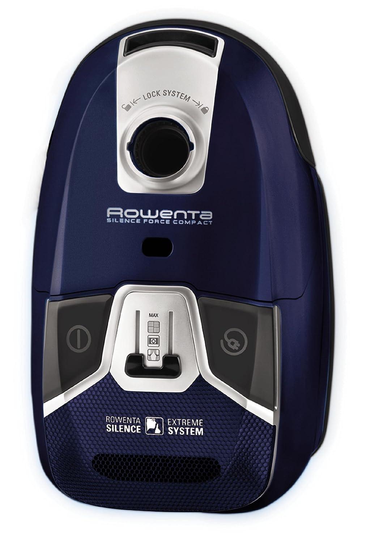 Rowenta Silence Force RO6371 - Aspiradora (550 W, A+, 21 kWh, Aspiradora cilíndrica, Bolsa para el polvo, 3,5 L): Amazon.es: Hogar