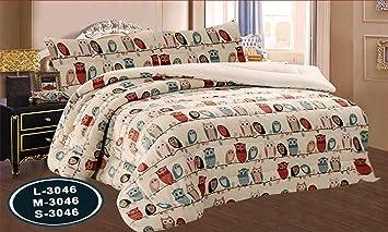 edredones para cama de 105