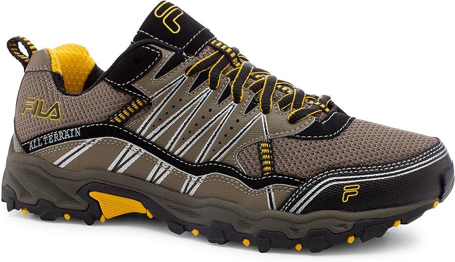 Fila En contráctil las zapatillas de running