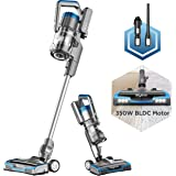 Eureka Stylus Lightweight Cordless Vacuum Cleaner, 350W Powerful BLDC Motor for Multi-Flooring Deep Clean LED Headlights…