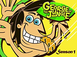 George of The Jungle The Complete Season 1