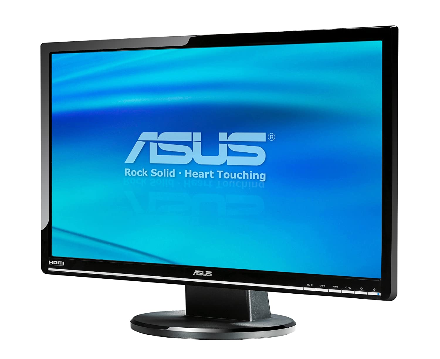 Amazon com: ASUS VW266H 25 5-Inch Widescreen LCD Monitor - Black