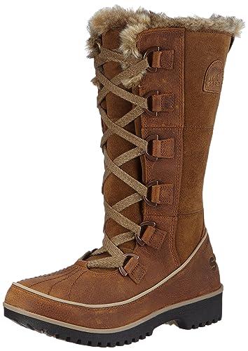 SOREL Women's Tivoli High Ii Premium Leather Boot (6 B(M) US,