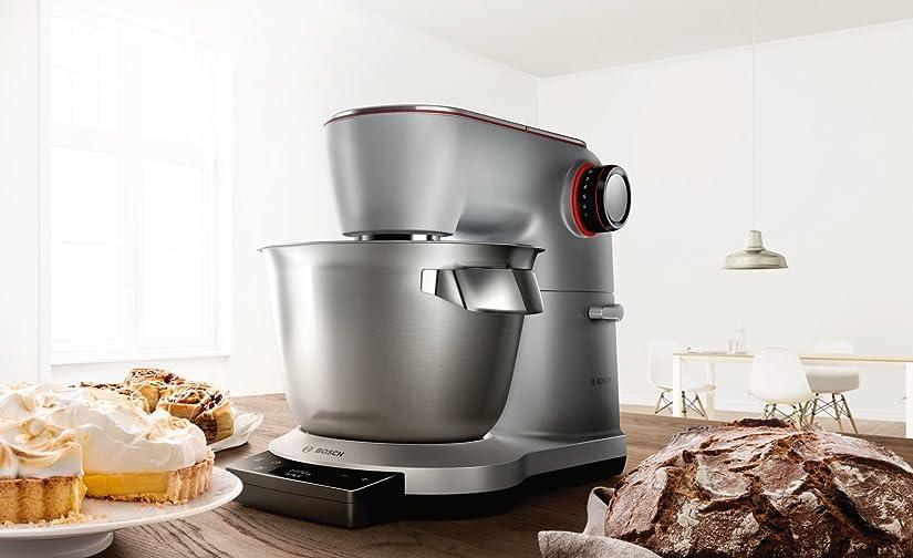 Bosch OptiMUM Küchenmaschine im Test