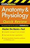 CliffsNotes Anatomy & Physiology Quick Review, 2nd Edition (Cliffs Quick Review (Paperback))