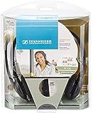 ゼンハイザー PCヘッドセット ヘッドバンド型両耳式 PC 131【国内正規品】
