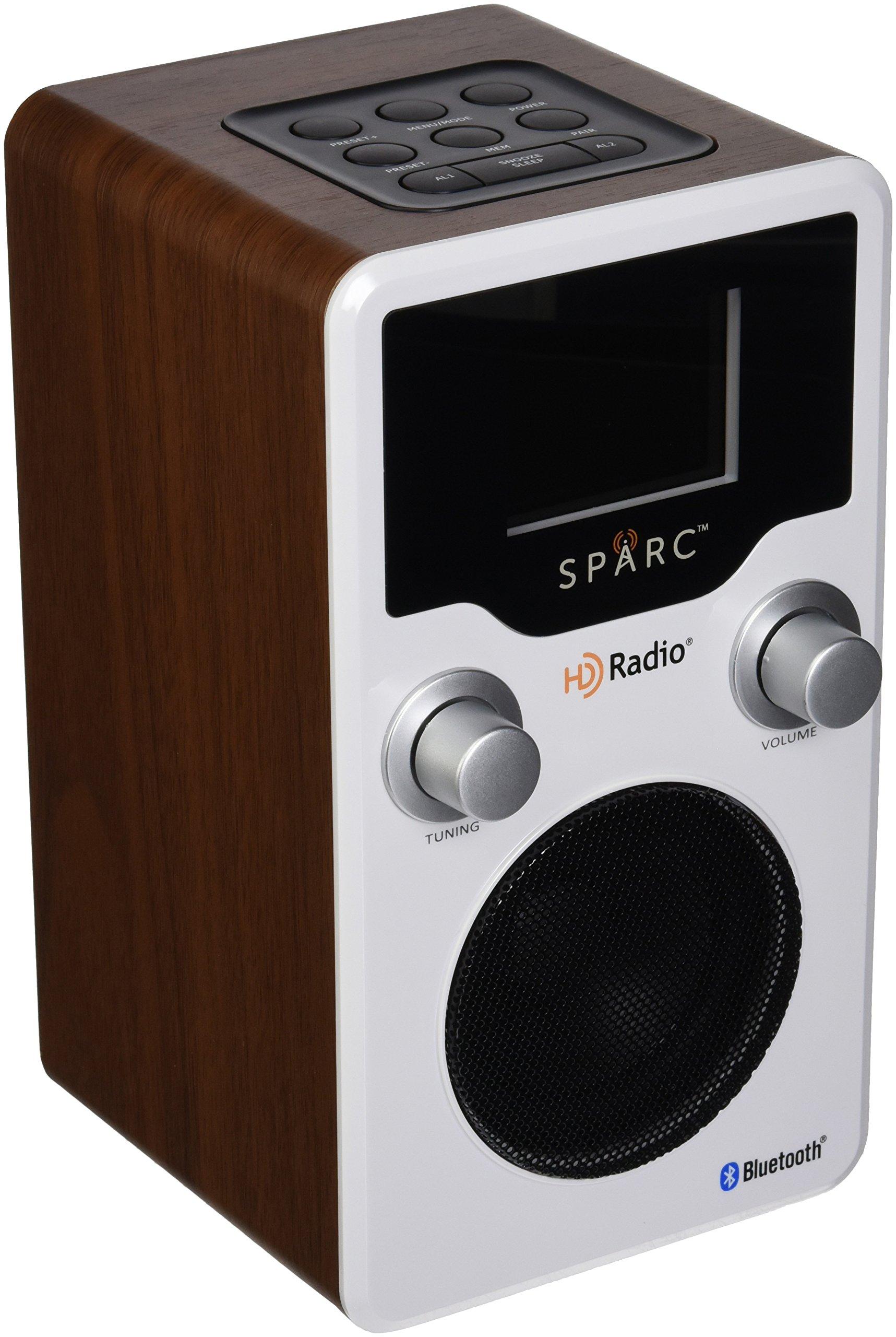 SPARC SHD-BT1 Bluetooth Table Top Radio