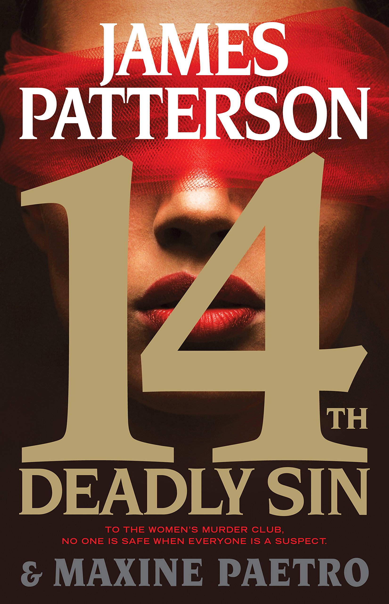 14th Deadly Sin (Women's Murder Club) ISBN-13 9780316407021
