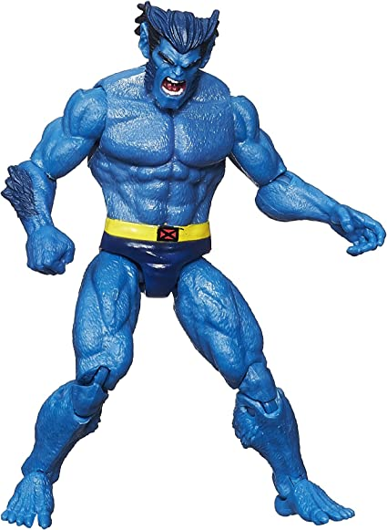 Beast 3.75 Inch Figure Marvel Infinite Series