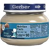 Gerber 2nd Foods Meats-Chicken & Gravy-2.5 Oz-24