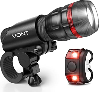 Vont 'Scope' Bike Light, Comes with Free Tail Light