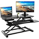 Amazon Com Ergotron Workfit S 33 341 200 Dual Sit Stand