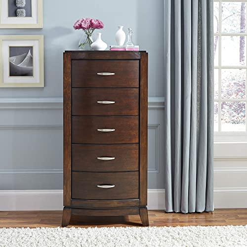 Liberty Furniture Industries Avalon 5-Drawer Lingerie Chest