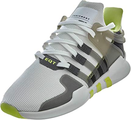 adidas Womens EQT Support Adv Lace Up Sneakers Shoes Casual - White
