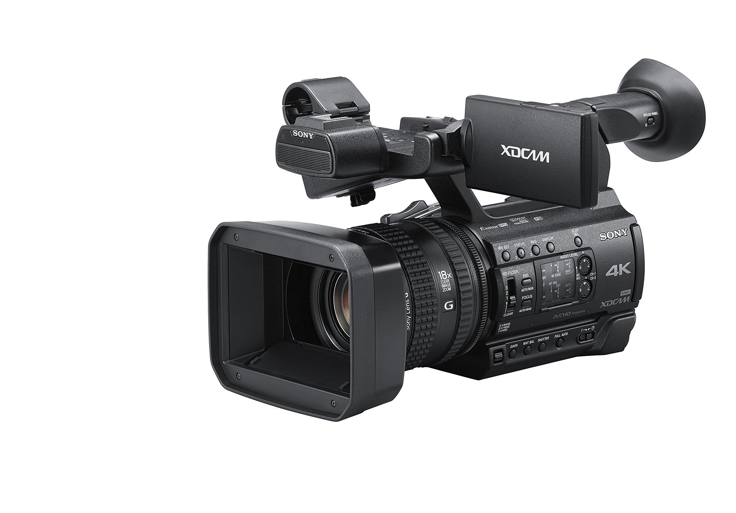 Sony PXW-Z150 4K XDCAM Camcorder by Sony