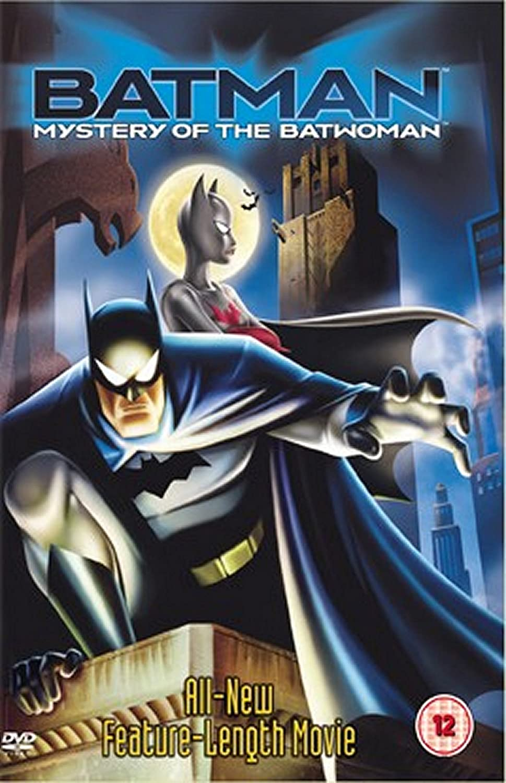 Amazon.com: Batman - Mystery Of Batwoman [DVD]: Movies & TV