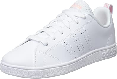 Adidas VS Advantage Clean DB0581, Tenis para Mujer, color Blanco.