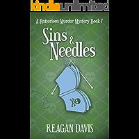 Sins & Needles: A Knitorious Murder Mystery Book 7