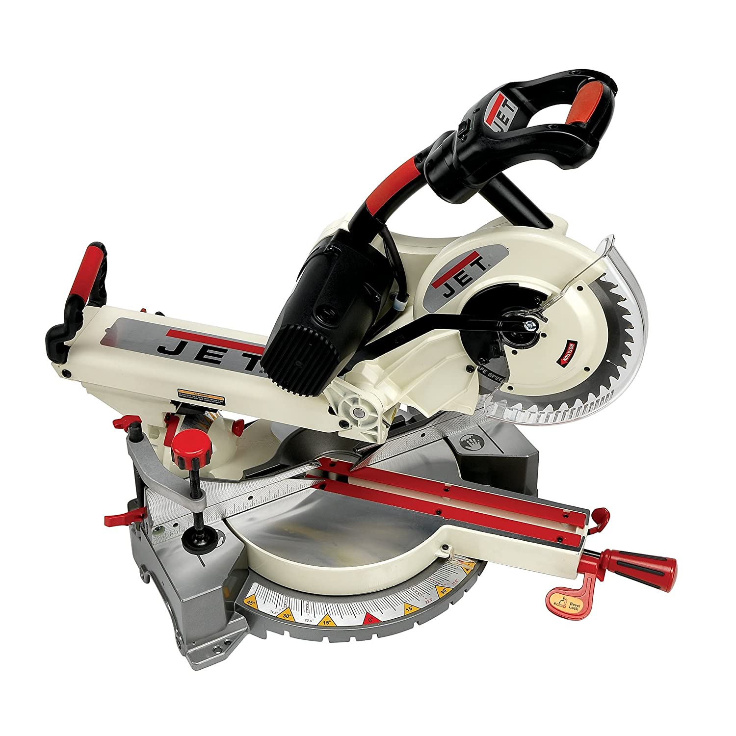 home depot miter saw. jet jms-10scms 10-inch dual-bevel slide compound miter saw - power saws amazon.com home depot