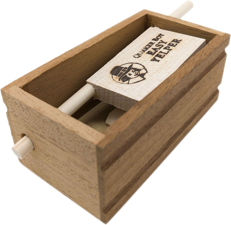 Easy Yelper Turkey Box Call