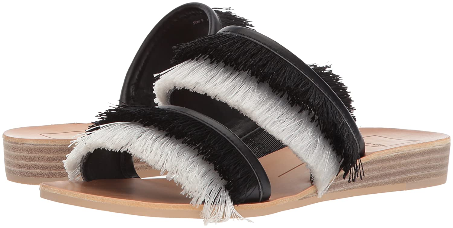 8432e095bc15 Amazon.com  Dolce Vita Women s Haya Slide Sandal  Shoes