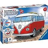 Ravensburger Italy 12516 6 - Puzzle 3D Camper Volkswagen T1