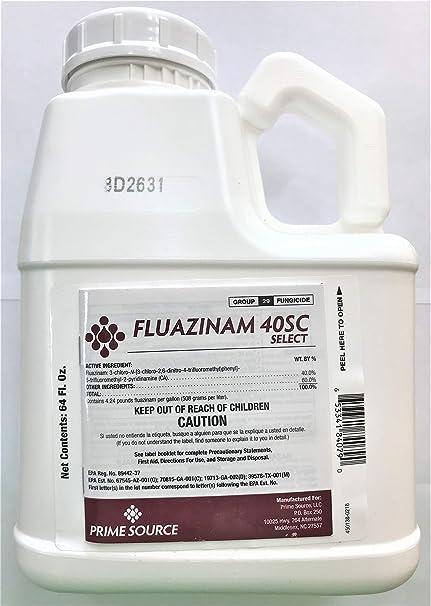 Amazon com : Select Source Fluazinam 40SC Select Broad