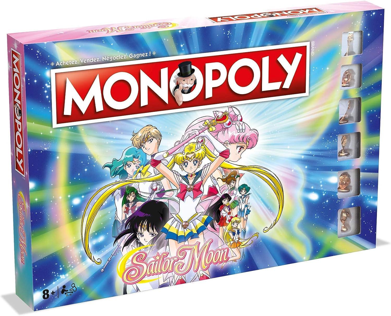Winning Moves Winning moves-0460-monopoly Sailor Moon, 0460 ...