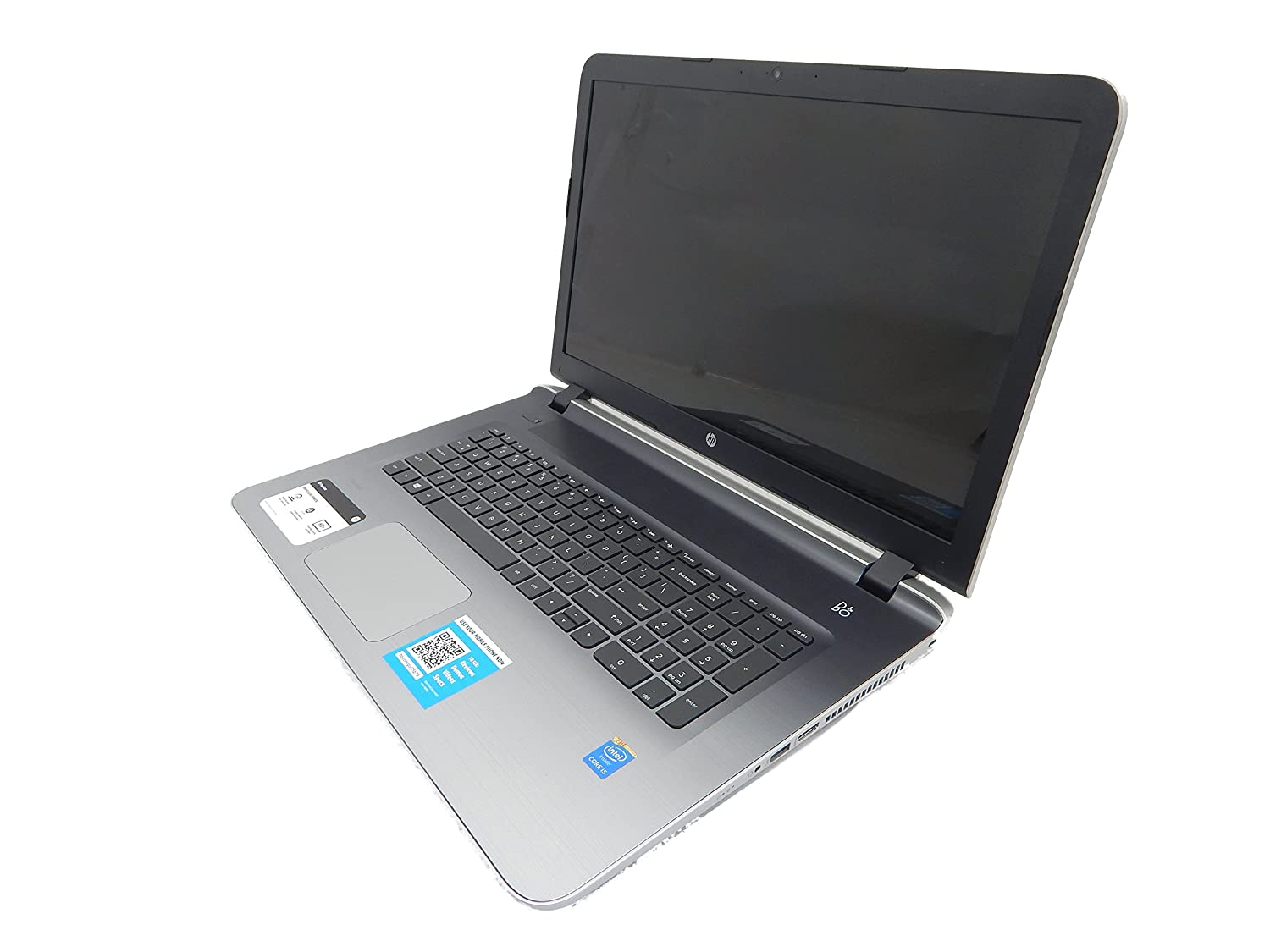 Hp Pavilion 173 Inch Hd Display Laptop 5th Gen Intel Mdisk Kabel Hdmi Ultra High Definition 4k 15 Meter G192 Core I5 5200u Processor 6gb Ddr3l Ram 1tb Hdd Windows 10 Natural Silver Computers