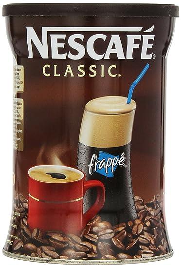 031405aeca9 Amazon.com : Nescafe Classic Instant Greek Coffee, 7.08 Ounce ...