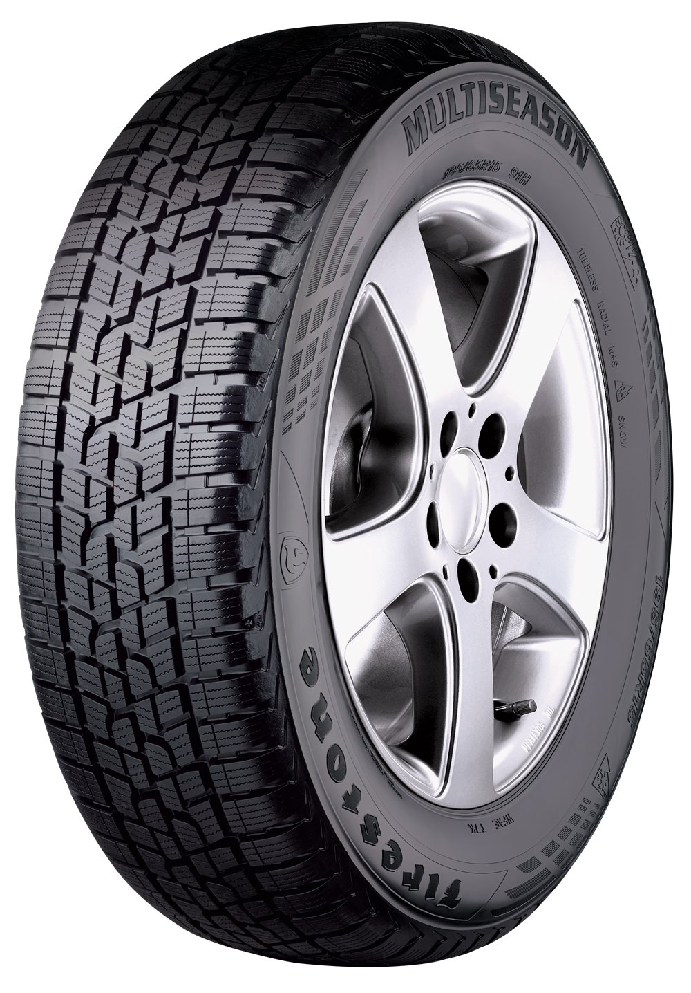 C//C//72 Neum/ático todas estaciones 205//55//R16 94V Firestone Multiseason