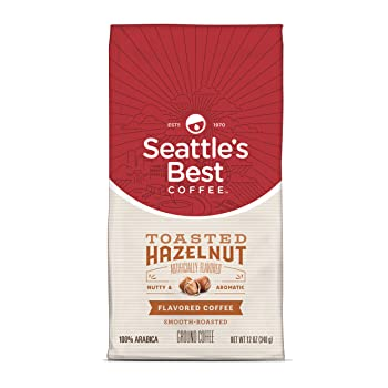 Seattle's Best Ground Hazelnut Coffee