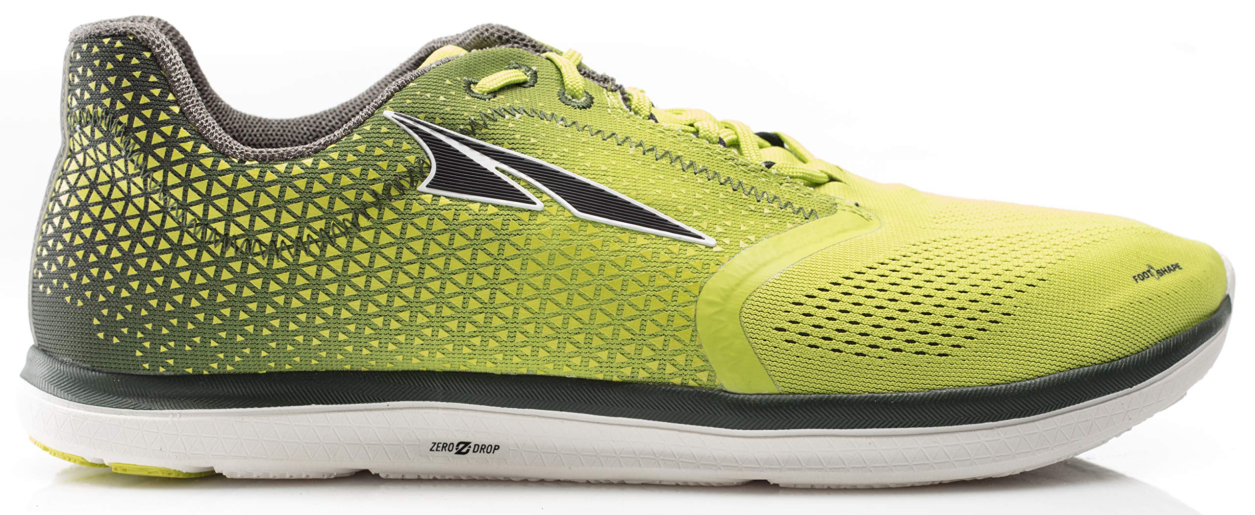 Altra AFM1836P Men's Solstice Road Running Shoe, Lime - 8 M US by Altra (Image #1)