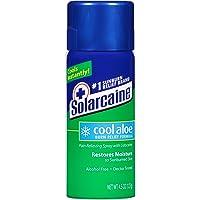 Solarcaine Aloe Extra Burn Relief Spray - 4.5Oz