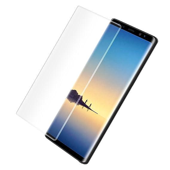 half off 0f10e 52814 Amazon.com: OtterBox ALPHA GLASS SERIES Screen Protector for Samsung ...