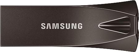 TALLA 256 GB. Samsung MUF-256BE unidad flash USB 256 GB USB tipo A 3.2 Gen 1 (3.1 Gen 1) Gris