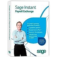 Sage Instant Payroll V12 Exchange (PC)