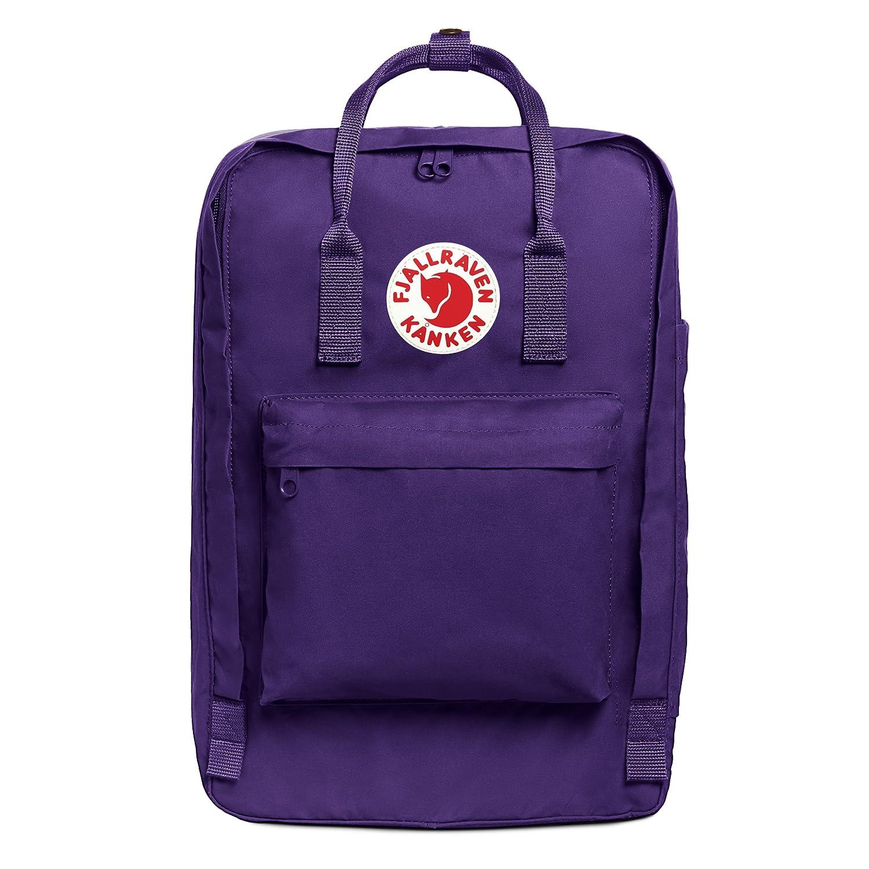 cheap sale pretty cool arriving Fjallraven Kanken Laptop Backpack, Purple, 17-Inch