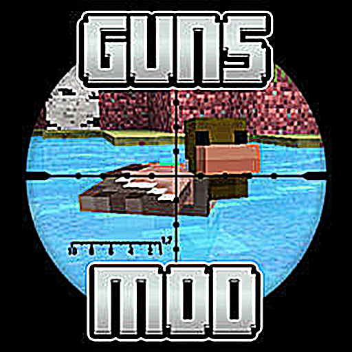 Top Games: Gun Mod Top World for MCPE Up Modpack