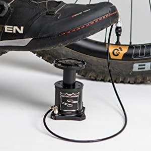 Stompump, Bicycle Foot Pump