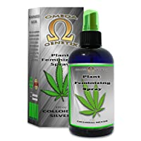 Plant Feminizing Spray, 2 Oz Bottle.