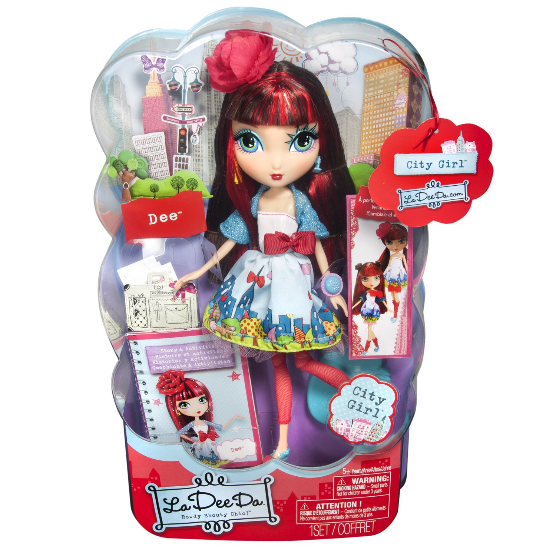 Amazon La Dee Da City Girl Dee Toys & Games
