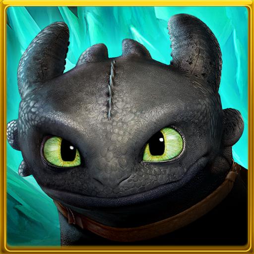 - Dragons: Rise of Berk
