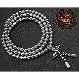 Phoenix Outdoor Self Defense 108 Buddha Beads Necklace Chain