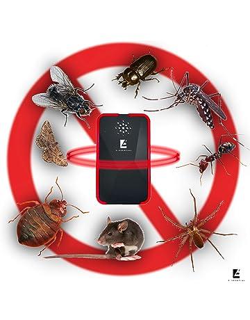 Anti Mosquitos Electr/ónica WISKEO L/ámpara Mata Insectos Electrico UV Cobertura Grande del /Área Suspensi/óN Trampa para Moscas Insectos 20W