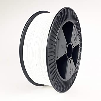 Filamento PETG para pulsador 3D en 2 kg, blanco, filamento ...